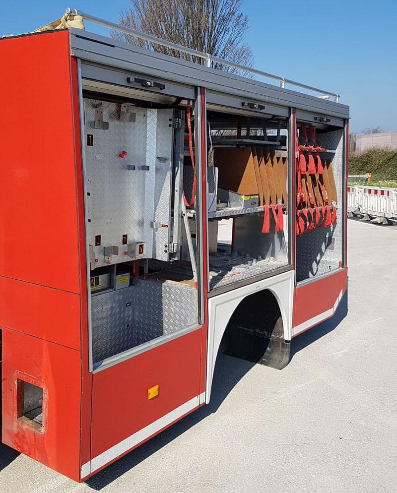 Steyr 10 S 18 ehemaliges Feuerwehrfahrzeug  - Optimobile Salzburg Grödig