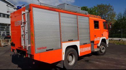 Steyr 15S23 RLF Baujahr 1989