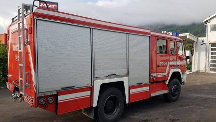 Optimobil Fahrzeugbau - Umbau einer Feuerwehr