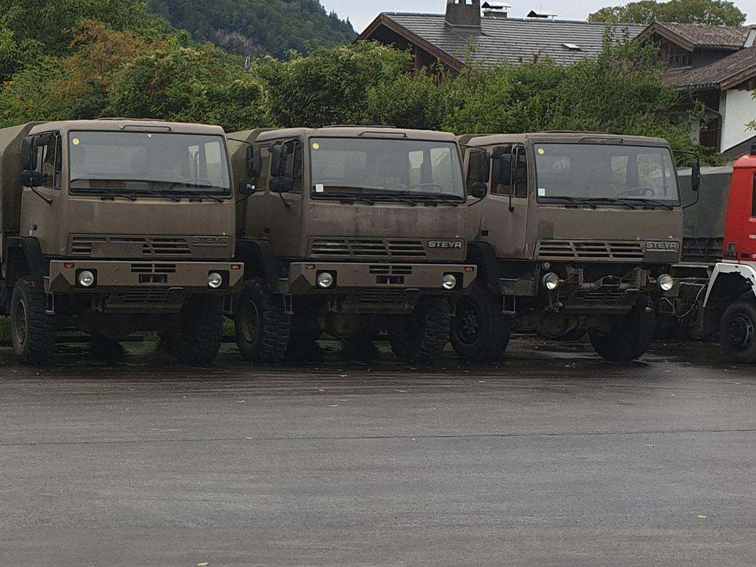 12M18 Fahrzeugumbau - Expeditionsfahrzeuge umbau Fahrzeugbau Salzburg
