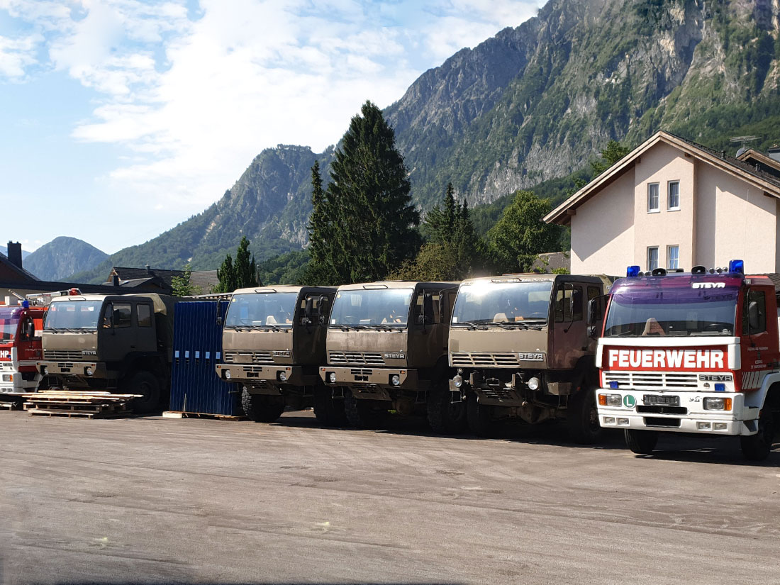 Optimobil in Grödig bei Salzburg - Umbau von Fahrzeugen zu Wohnmobilen und Reisefahrzeugen, Expeditionsfahrzeugen - 12M18
