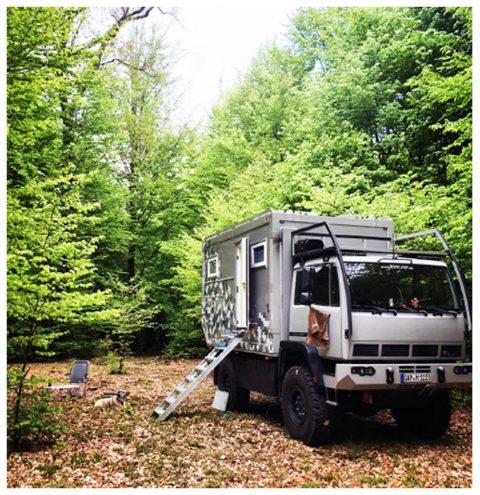 EXCAP 12M23 mit Gekkotruck-PolarEXCAP