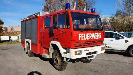 Steyr 12S21Baujahr:1988 VErkaufsfahrzeuge Optimobil Grödig bei Salzburg